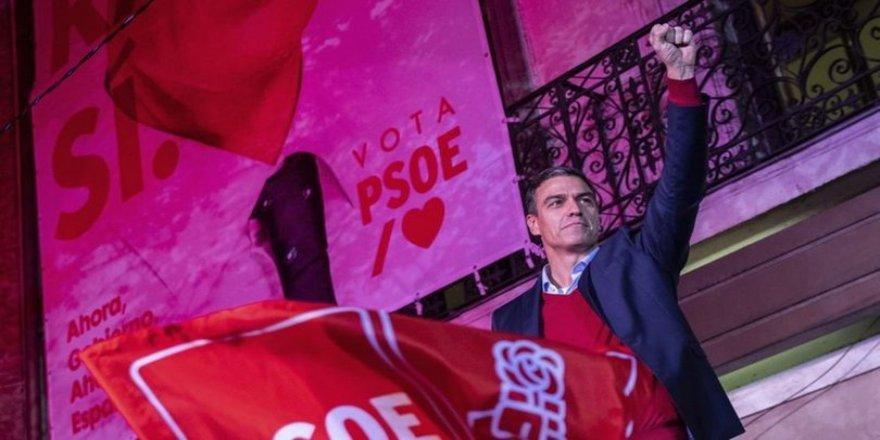 İspanya'da seçim: Sosyalistler kazandı; aşırı sağ oylarını ikiye katladı
