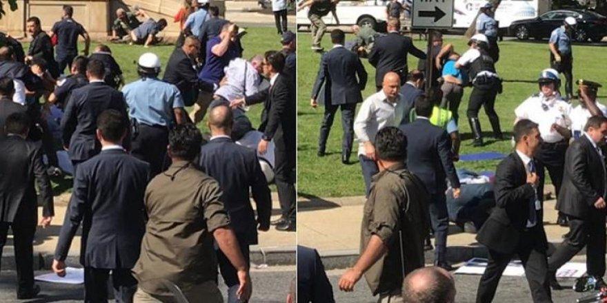 Erdoğan'ın korumalarıyla ABD'de yaşanan krizin ayrıntıları sızdı