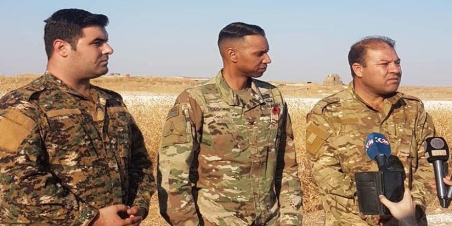 ABD-QSD açıklaması: Başlıca görevimiz IŞİD'i bitirmek