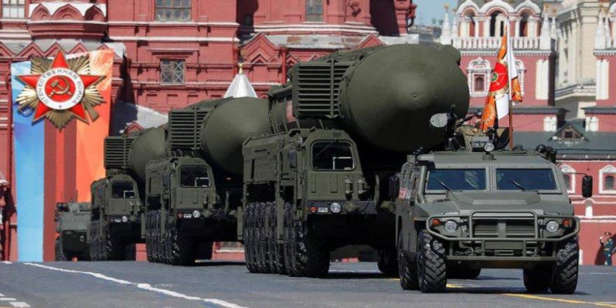 Çin basını: Rusya, ABD'yi 10 kez imha etme gücüne sahip