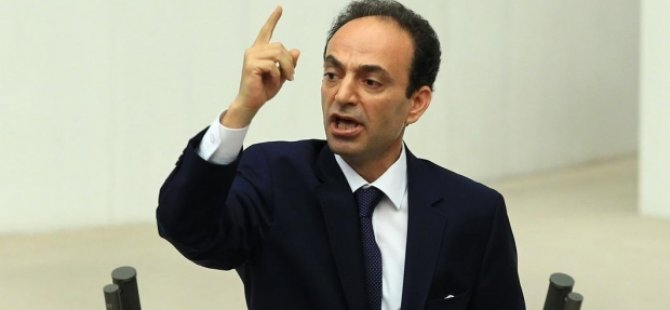 HDP'li 8 milletvekili hakkında zorla getirme kararı