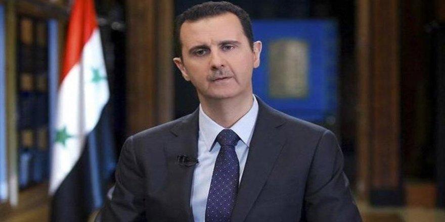 Esad: Kürtlerin ayrılma taleplerini ne bugün ne de yarın kabul etmeyeceğiz