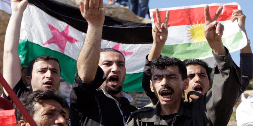 Suriye Kürtleri, Irak'ın kuzeyindeki gibi bir imtiyazla evlerine geri dönecek