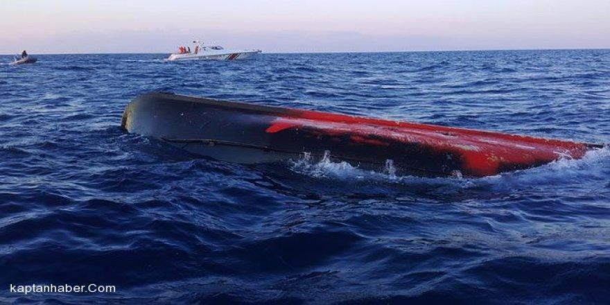 Libya açıklarında mülteci botu battı: 67 ölü