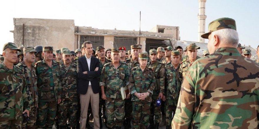 Trump'ın hamlesi sonrası Esad'ın hedefinde petrol kuyuları var