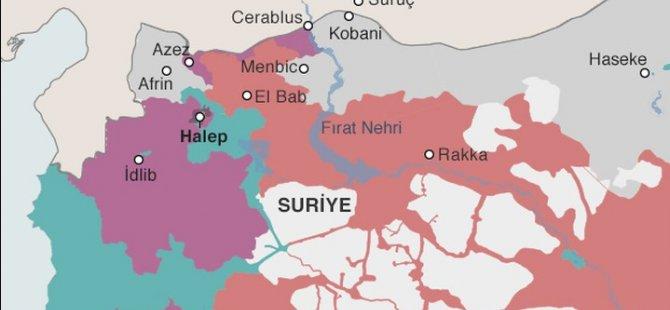 Suriyeli Kürtler Kamışlı'yı başkent ilân etmeyi planlıyor