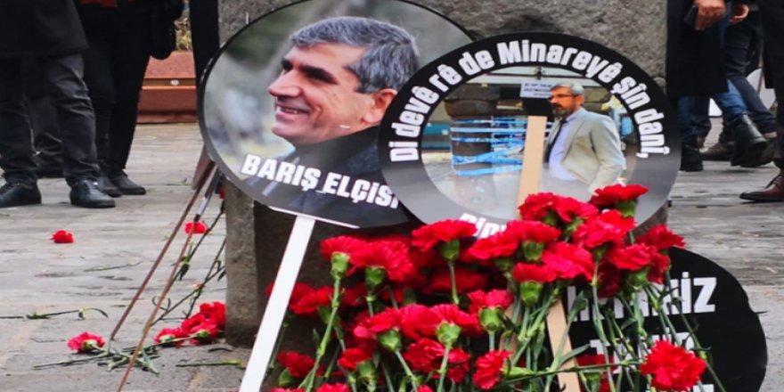 Tahir Elçi'siz dört yıl: Anarken süren cinayet!