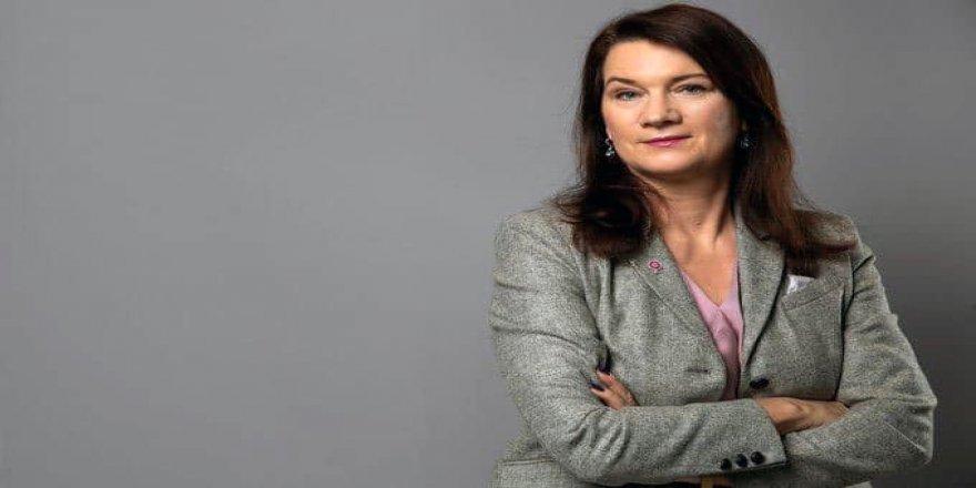 Ann Linde: Ben Kürtlerin dağıyım