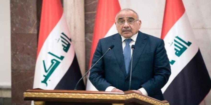 Irak Parlamentosu, Ebdulmehdi'nin istifasını ele almak için toplanacak