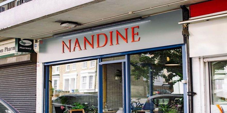 Londra'nın en iyisi ödülüne aday bir Kürt restorantı: Nandine!