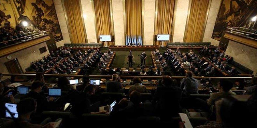 Suriye Anayasası Komitesi, İkinci tur görüşmeleri başlamadan sona erdi