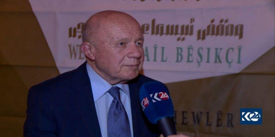 İsmail Beşikçi: Kürtler kazanımlarına sahip çıkmalı