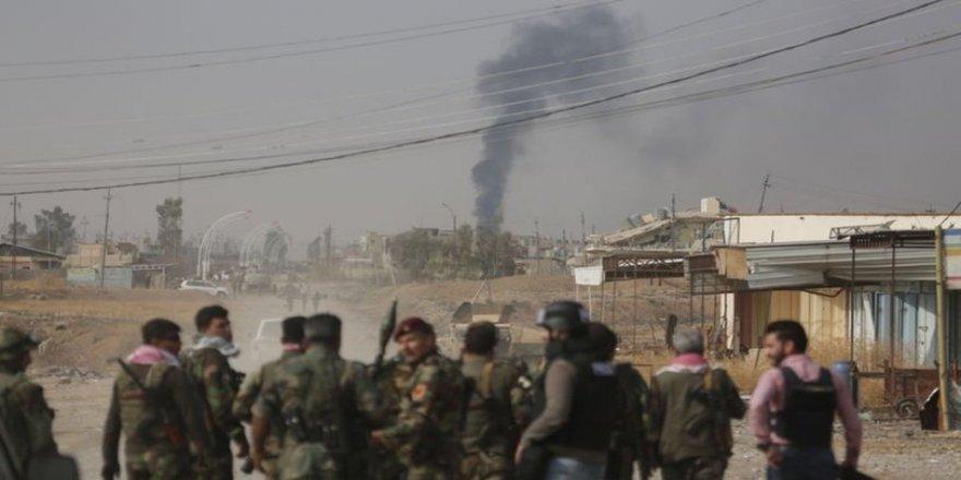 IŞİD Kürt kentinde saldırdı: Ölü ve yaralılar var
