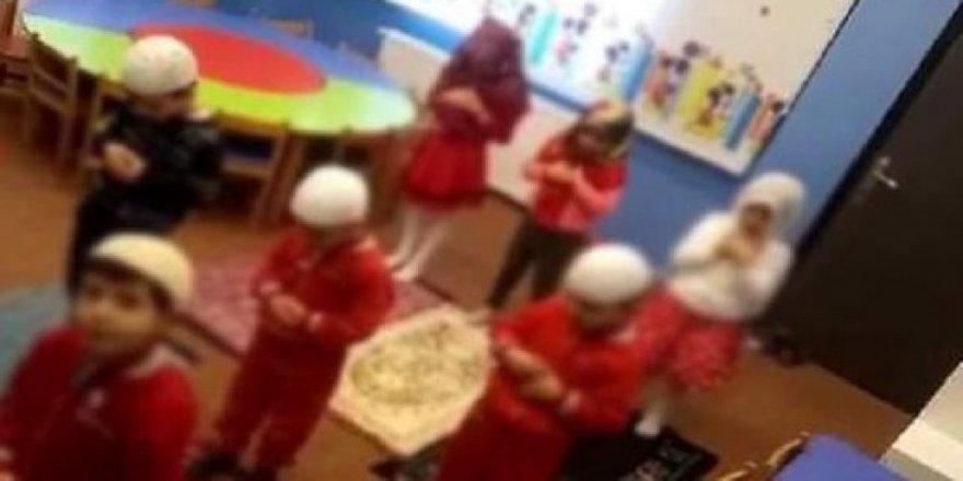 Anaokullarında haftada 6 saat Arapça ve din eğitimi verilecek