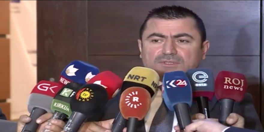 """""""Erbil'in talepleri 2020 Irak bütçe yasasına eklendi"""""""