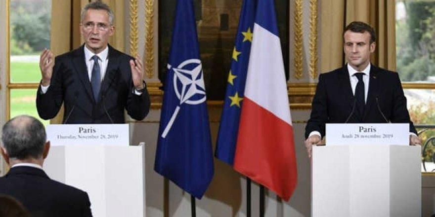 NATO'dan Fransa'ya 5. Madde mesajı