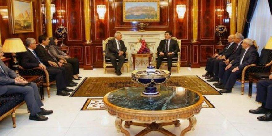 Kürdistan Bölgesi Başkanı'ndan 'Rojava' açıklaması