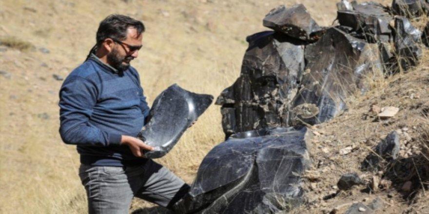 Van'da 315 bin yıllık izler bulundu