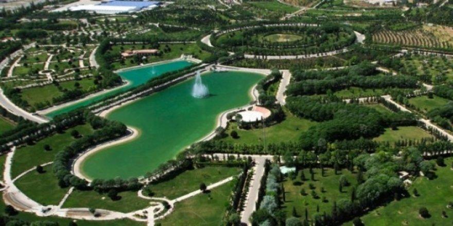 Başkent Erbil'de 3 büyük park projesine onay