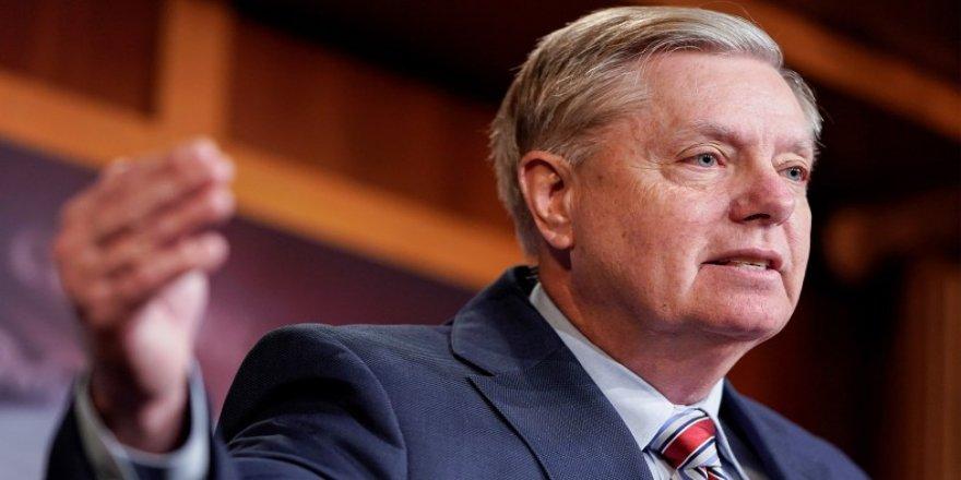 Graham: Türkiye'ye yaptırım tasarısı haftaya Senato'ya gelebilir