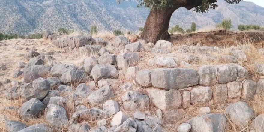 Amedî'de 200 yıl öncesine ait kilisenin kalıntılarına ulaşıldı