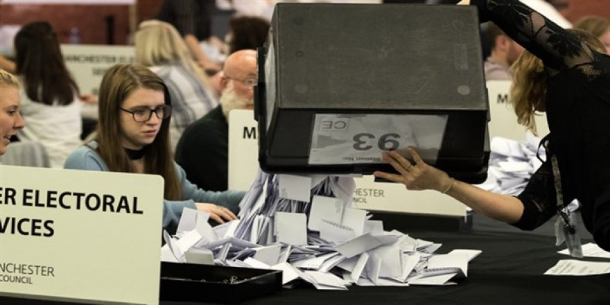 İngiltere seçimlerinde 3 Kürt aday