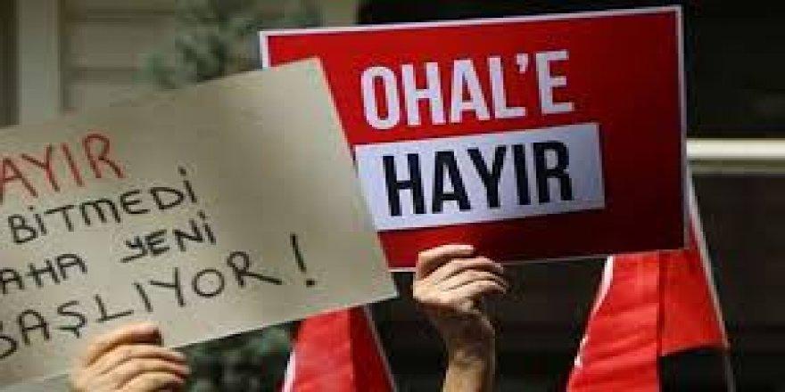 Bitmeyen OHAL:  AKP güvenlik soruşturması kalıcı hale geliyor