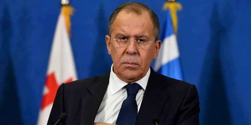 Lavrov: Kürt Sorunu bölgedeki tüm ülkeler için gerçekten bir bomba