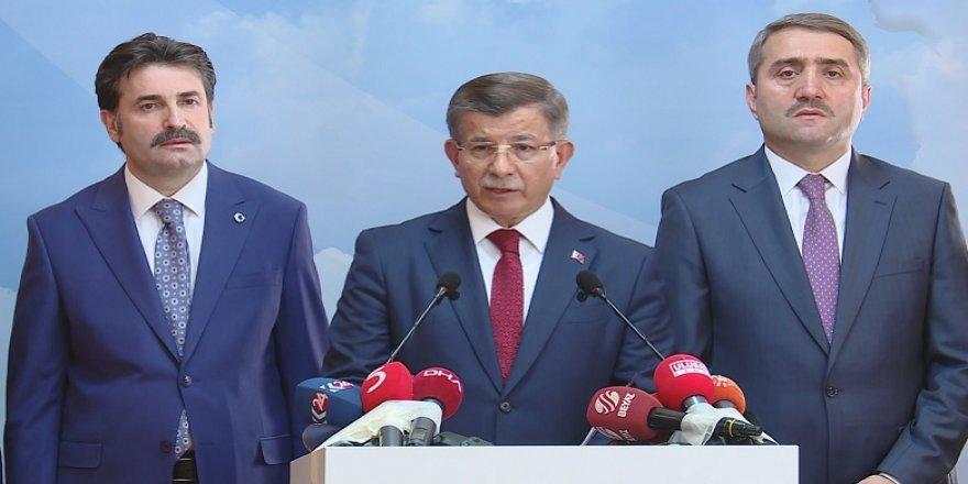 Davutoğlu'nun kurmayı: Kürt Sorunu kardeşlik perspektifiyle çözülmez