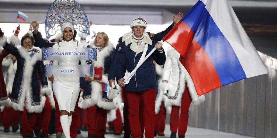 Rusya 4 yıl spor organizasyonlarından men edildi