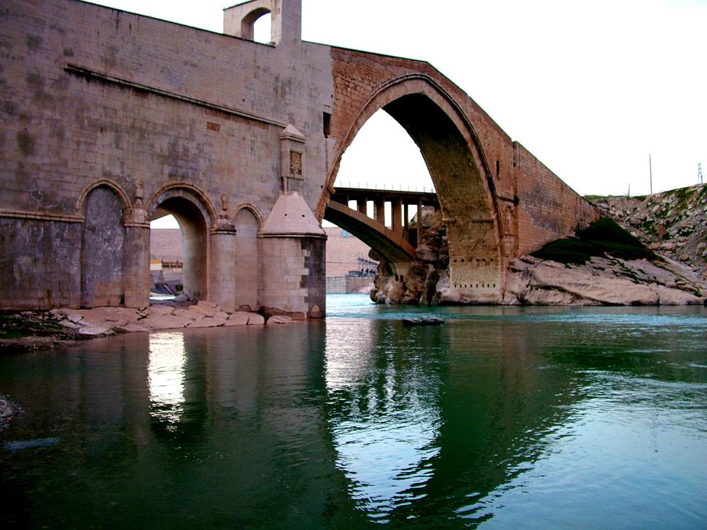 Malabadi Köprüsü UNESCO listesine eklendi