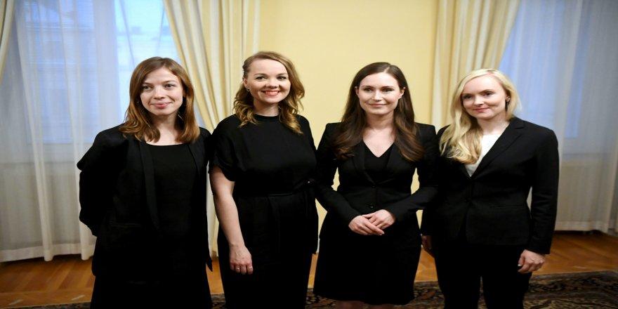 Dünyanın en genç başbakanı, kadınların ağırlıkta olduğu hükümetle çalışacak