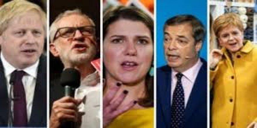 İngiltere seçimleri: Seçmenler yarın sandık başında, partilerin vaatleri neler?