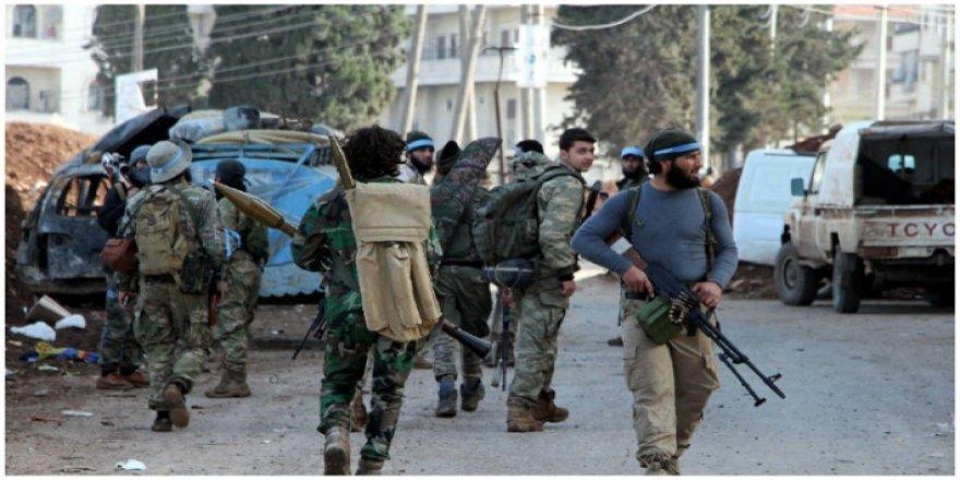 Efrin'de hak ihlalleri devam ediyor