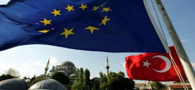 Türk halkın AB'ye üyeliğine inancı yüzde 52'den 36'ya geriledi