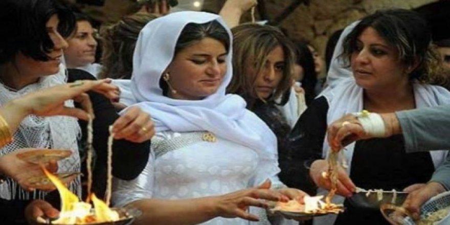 PAK: Ezidi  Kürtleri'nin Ezi Bayramı Kutlu Olsun