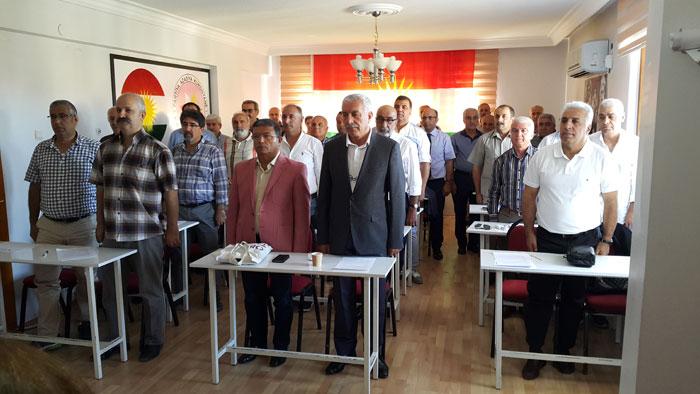 """PAK Parti Meclisi: ''Dünyaya Sesleniyoruz: Artık, Kürt Milletinin  Özgürlük Çığlığını Duyun!"""""""