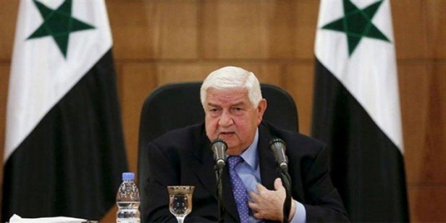 Velid Muallim: Şam ile HSD görüşmeleri başarısızlıkla sonuçlandı