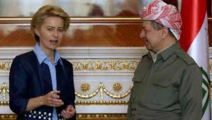 'Almanya'nın Kürdistan'a Desteği Savaşta Dengeleri Değiştirdi'