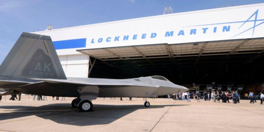 Lockheed Martin bu yıl 134 adet F-35 teslimatı hedefine ulaştı