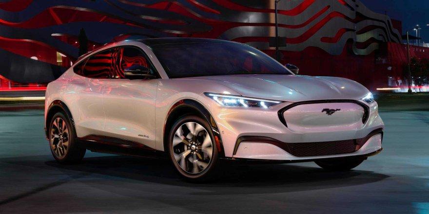 Ford: Elektrikli Mustang için rezervasyonlar doldu
