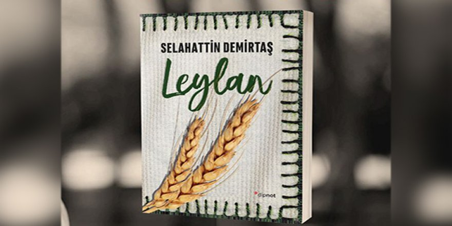Selahattin Demirtaş'tan yeni roman: Leylan