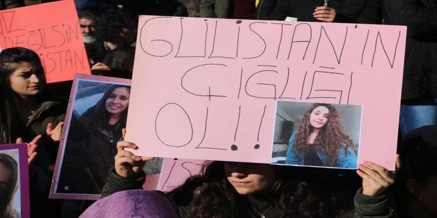 """Dersim'de Öğrencilerden """"Gülistan Doku"""" Eylemi"""