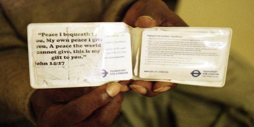 21 yıllık gece yolculuğu: Bir evsizin Londra otobüslerinde kaçak yaşantısı