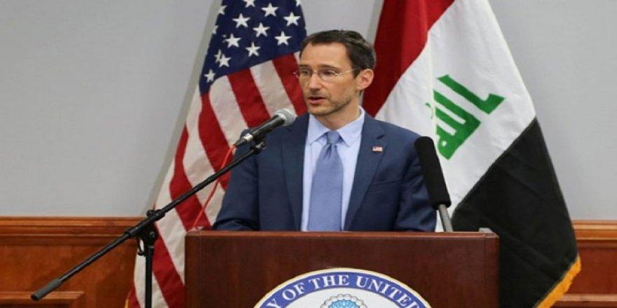 ABD: Irak S-400 alırsa yaptırım uygularız