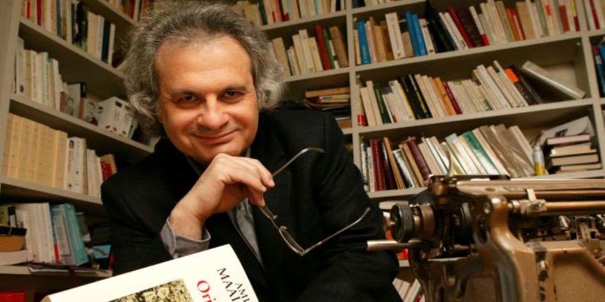 Amin Maalouf: 'Model ülke Türkiye' durumu Arap Baharı'yla birlikte bitti