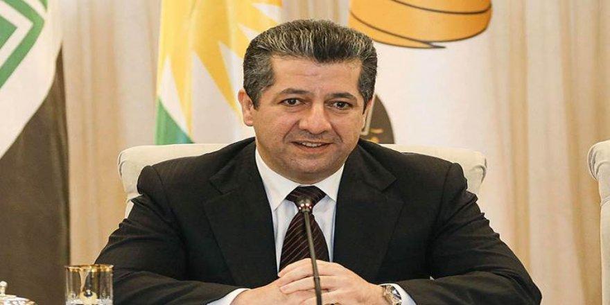 Mesrur Barzani: Güçlü bir Kürdistan için tarihi bir adım!