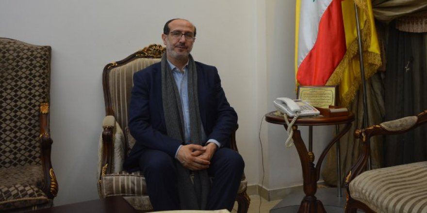 Hizbullah Milletvekili Al-Mussawi: İhanet ABD'nin alışkanlığıdır, Kürtlere etmedi mi?