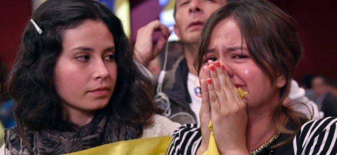 Kolombiya hükümeti ile FARC arasındaki barış anlaşması referandumda reddedildi!
