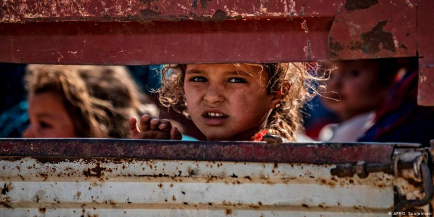 BM: Suriye'de Beş Milyon Çocuk Kayıp